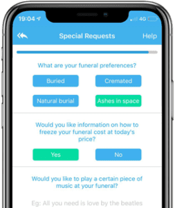 Special Requests App