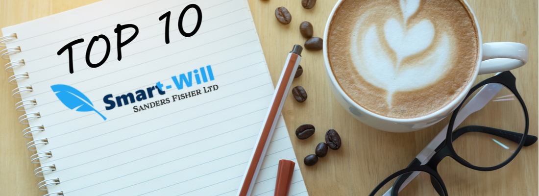Your 10 step plan for making a Will